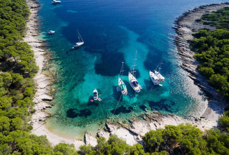 Czarter Jachtów | Rejsy i Obozy Żeglarskie Chorwacja - Długi weekend w czerwcu!